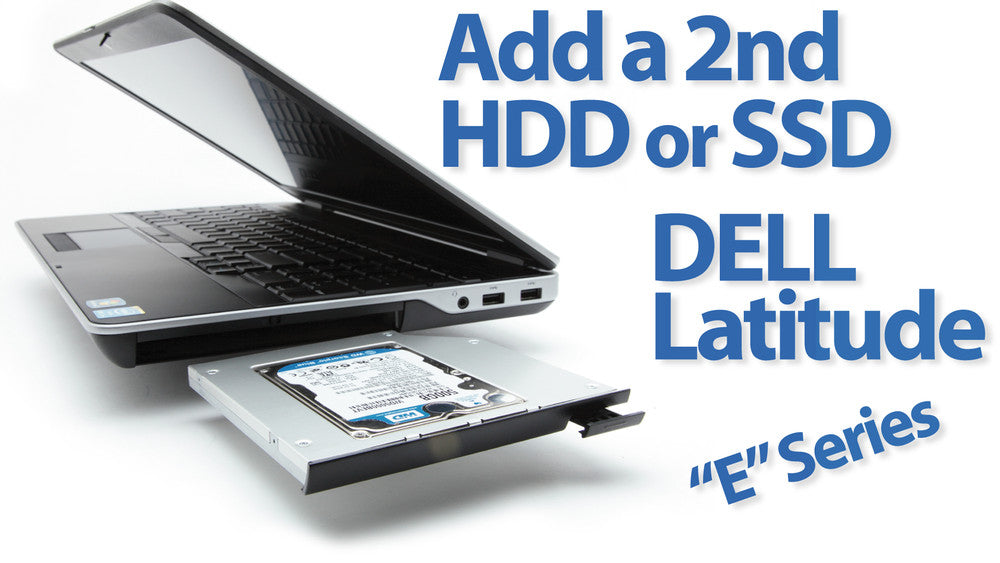 HDD Caddies for DELL