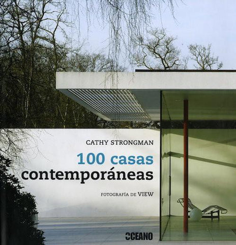 100 Casas Contemporáneas - Spanish Books