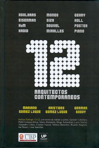 12 Arquitectos Contemporáneos - Spanish Books