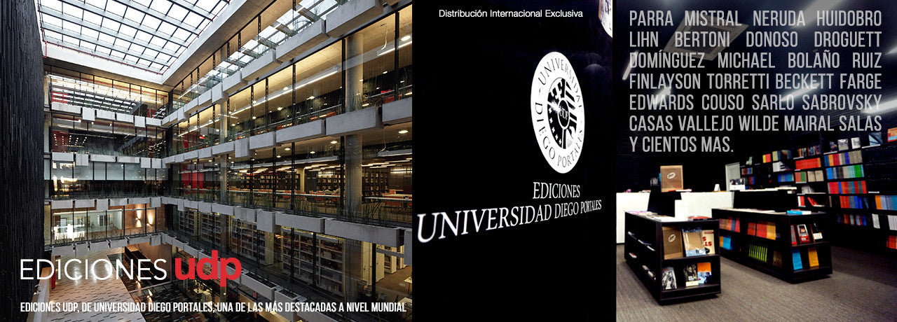all spanish books universidad diego portales