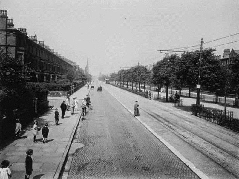 Why were the Four Streets emptied out anyway? A Granby back story