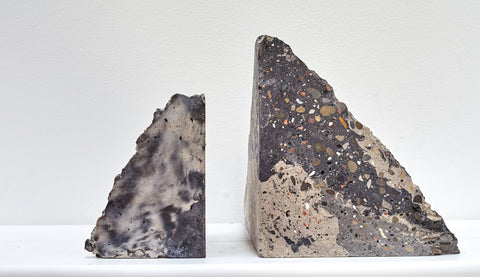 Granby Rock Bookends