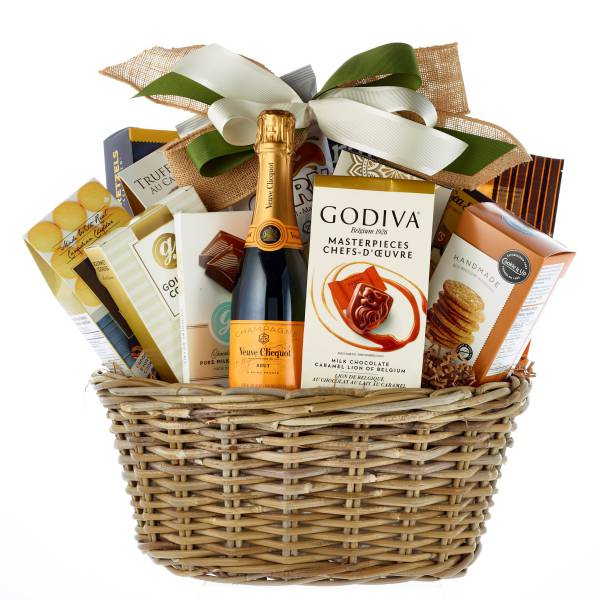 High end luxury gift baskets Toronto