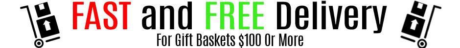 Gift Baskets Delivery Free Canada