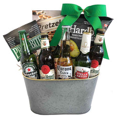 Beer gift baskets