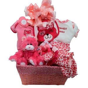 baby girl baskets