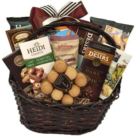 Discount christmas gift baskets free shipping