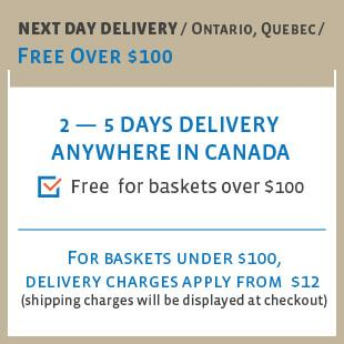 Gift Baskets Delivery Canada