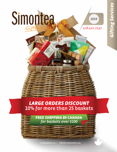 Gift Baskets Catalog Simontea