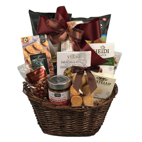 Send gift baskets to canada simontea gifts canada sympathy gift baskets negle Images