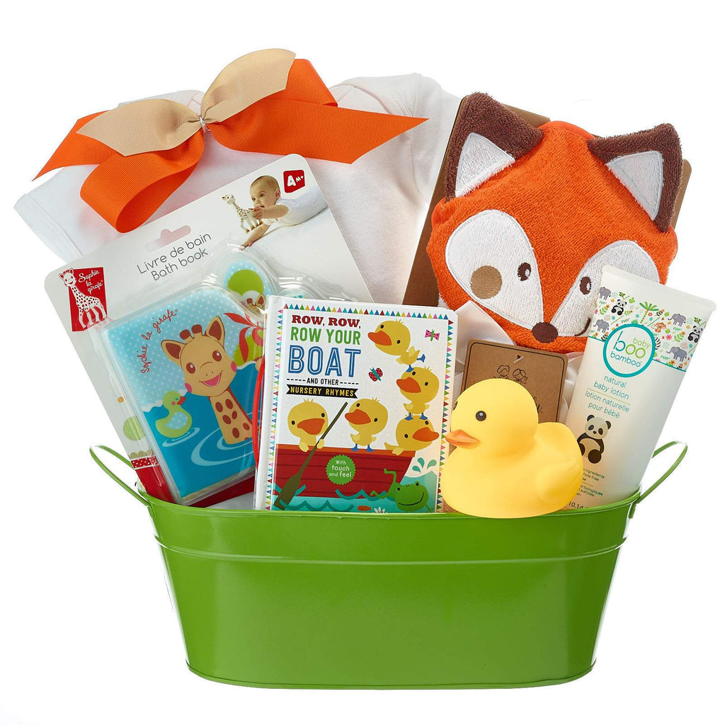 Bath Time Baby Gift