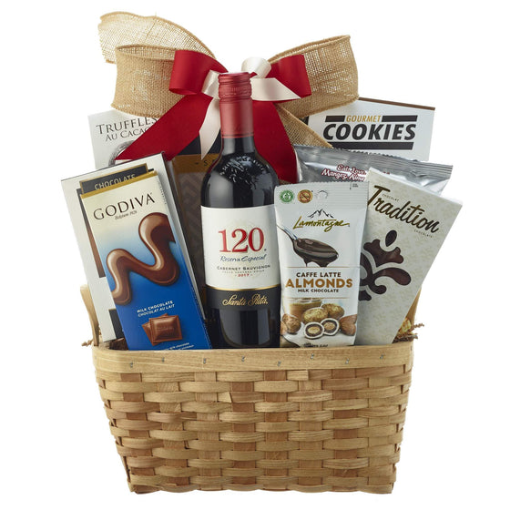 Wine Gift Basket Delivery
