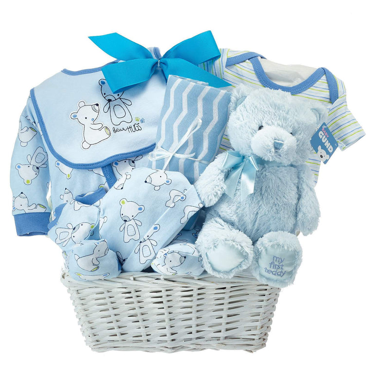 Cool Baby Gift Baskets For Boys