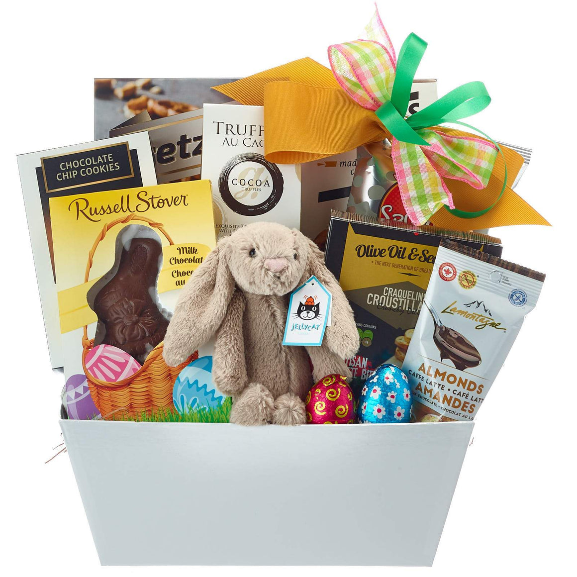 Easter Baskets Fir Kids With Bear