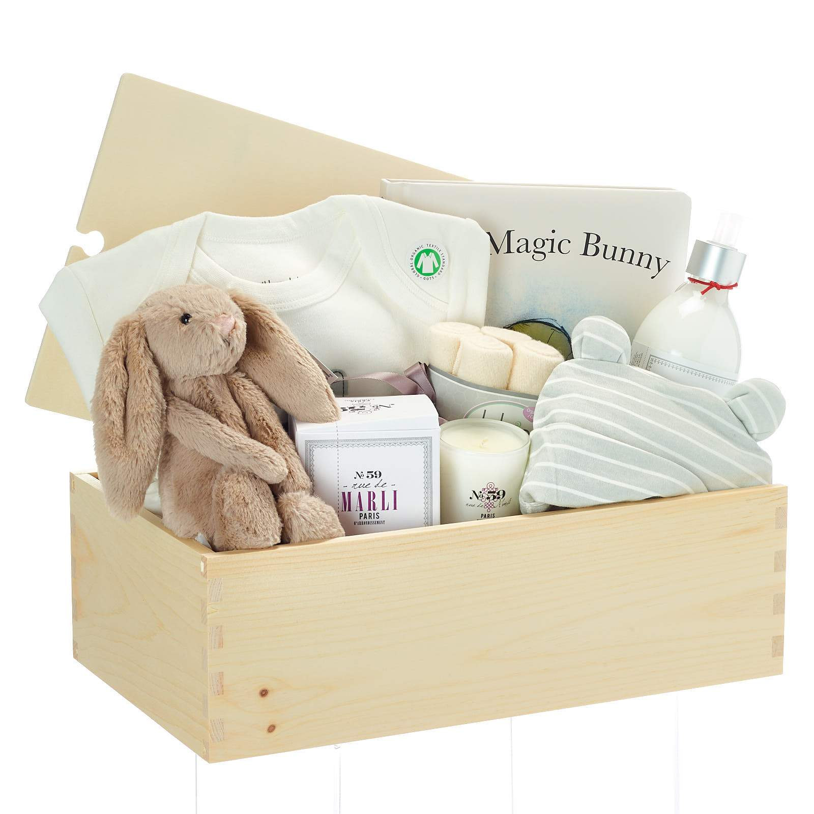 Mom And Baby Gift Baskets