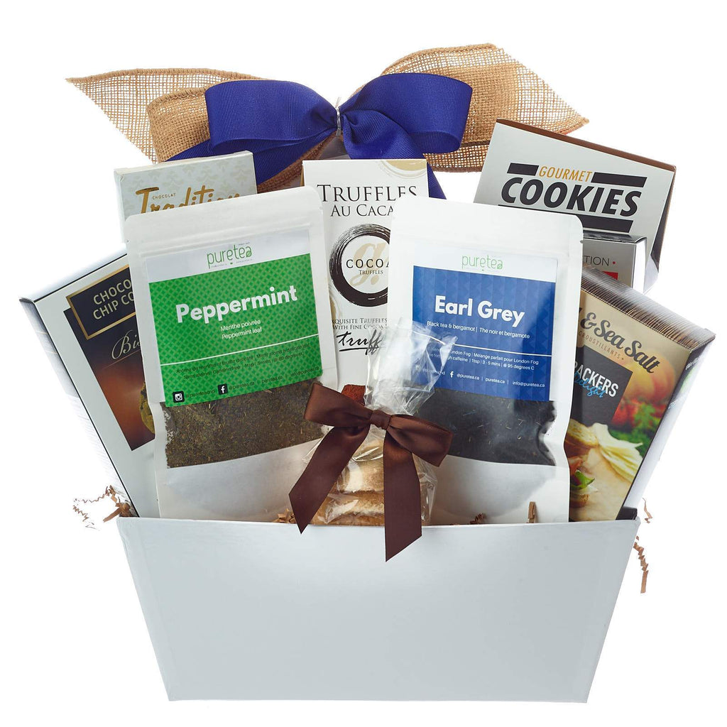 Tea Gift Baskets Delivery