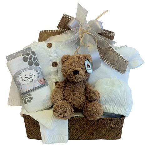 Best Friends Baby Gift Basket in Canada