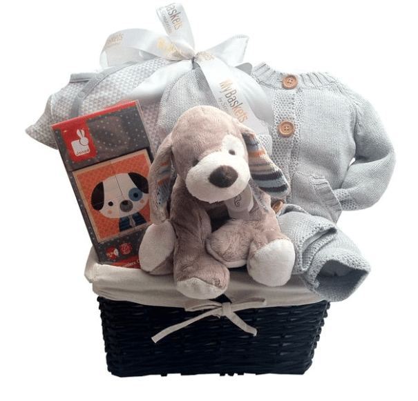 Best Friend Baby Basket