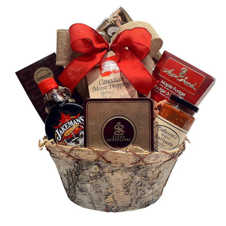 Made in Canada gift baskets