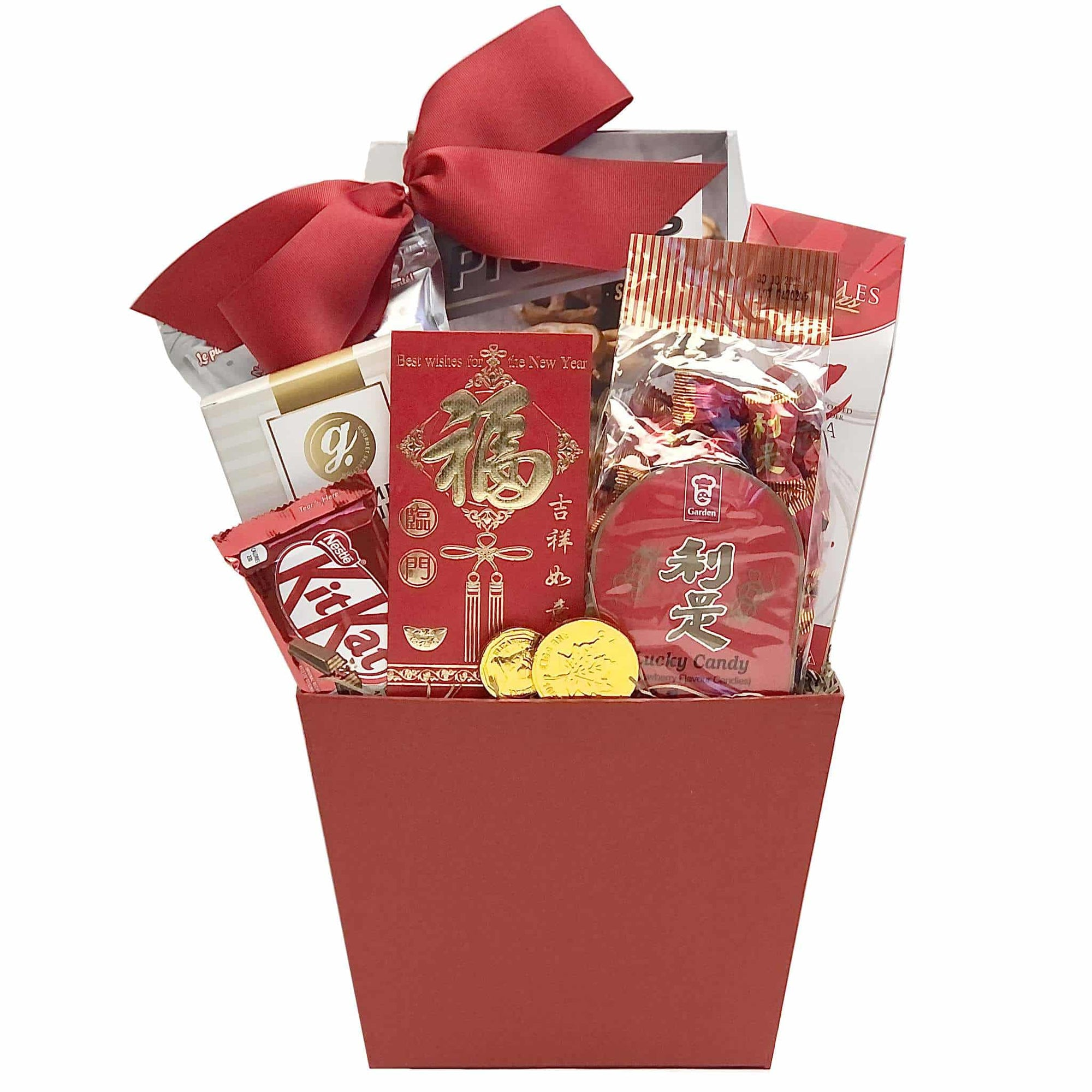 Chinese New Year Baskets Canada
