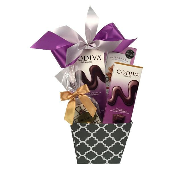 Mother's Day Godiva Chocolate Gift Basket