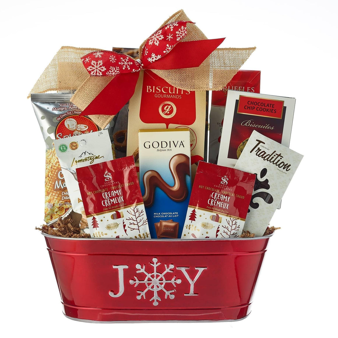 Happy Holiday Baskets Canada