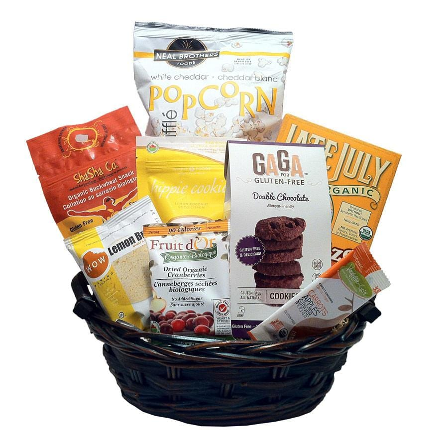 Healthy Food Gift Baskets