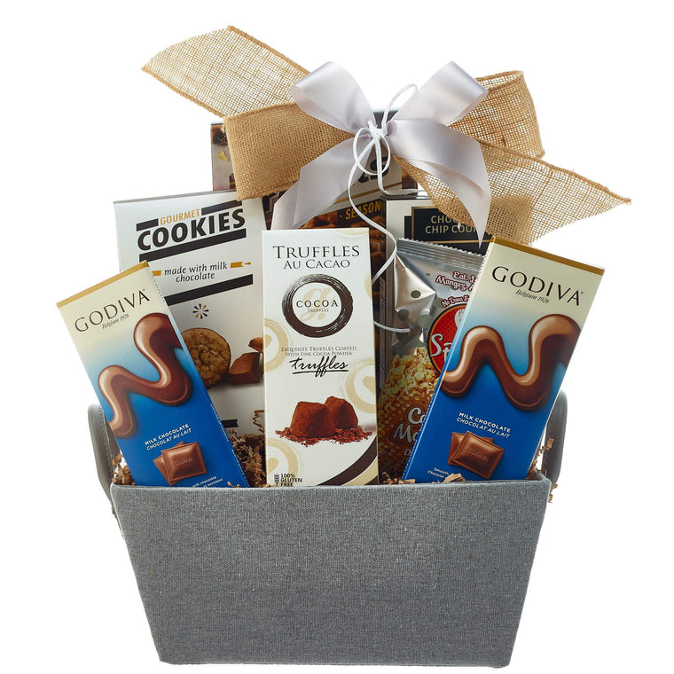 Heavenly Sweet Thank You Gift Basket