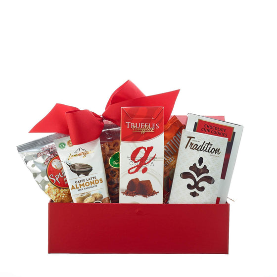 Chip Inexpensive Holiday Gift Baskets Canada