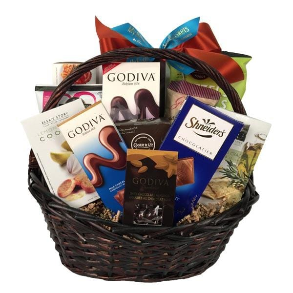 Large Kosher Baskets Gift