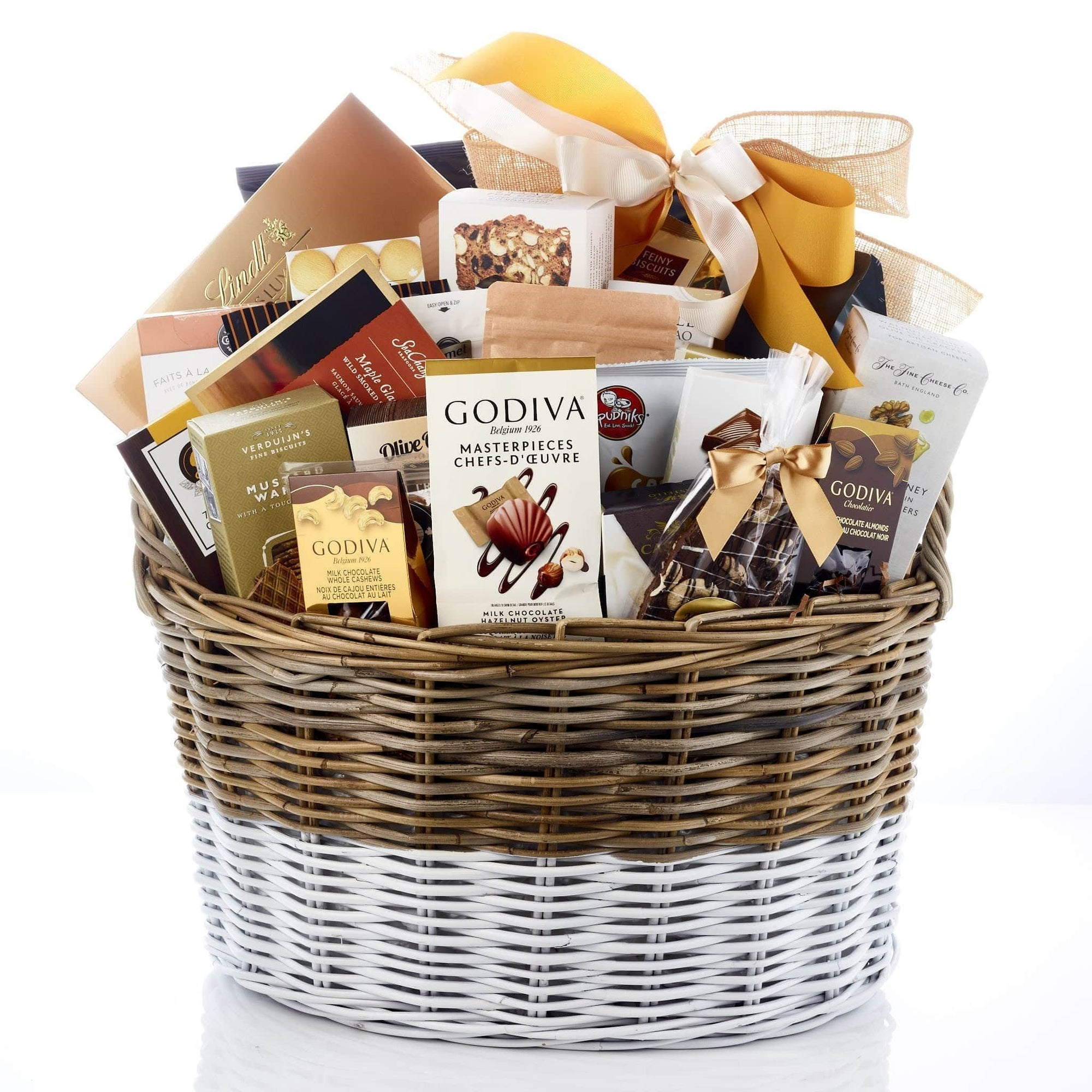Luxury large gift basket delivery