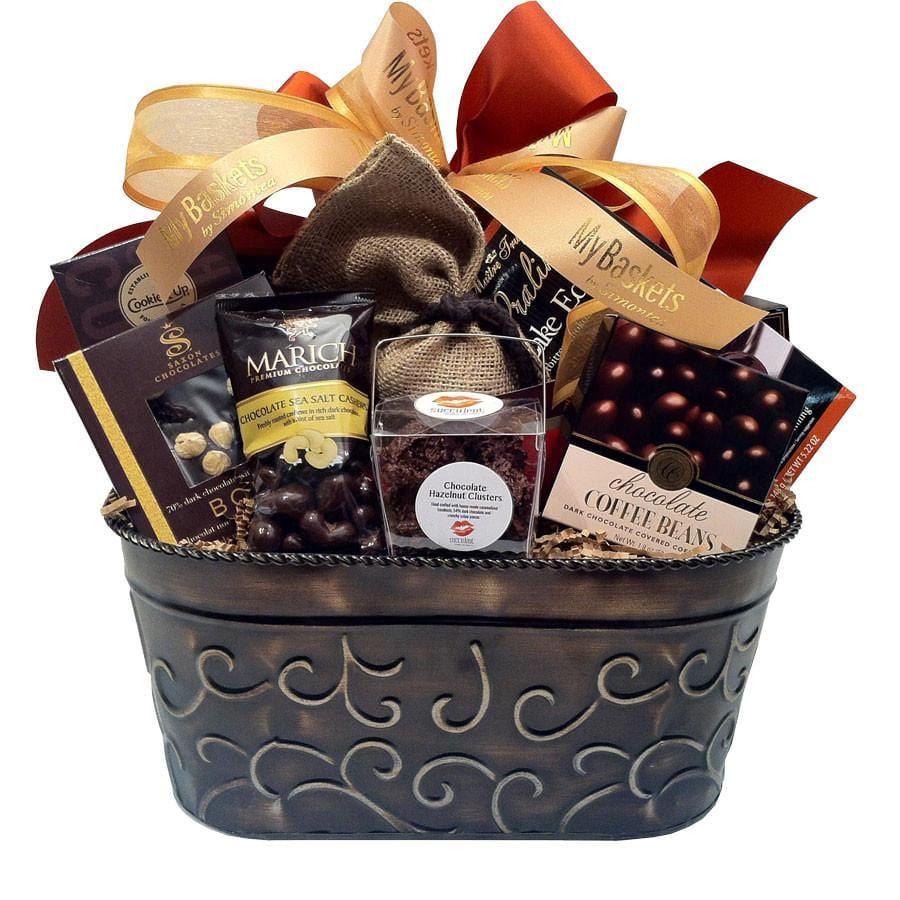 Top of the line gift baskets