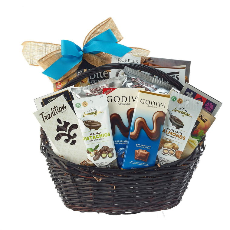 Office Sharing Baskets For Large Group