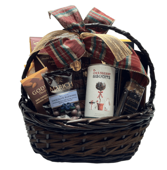 You Are In Our Thoughts Sympathy  Basket SOLD OUT