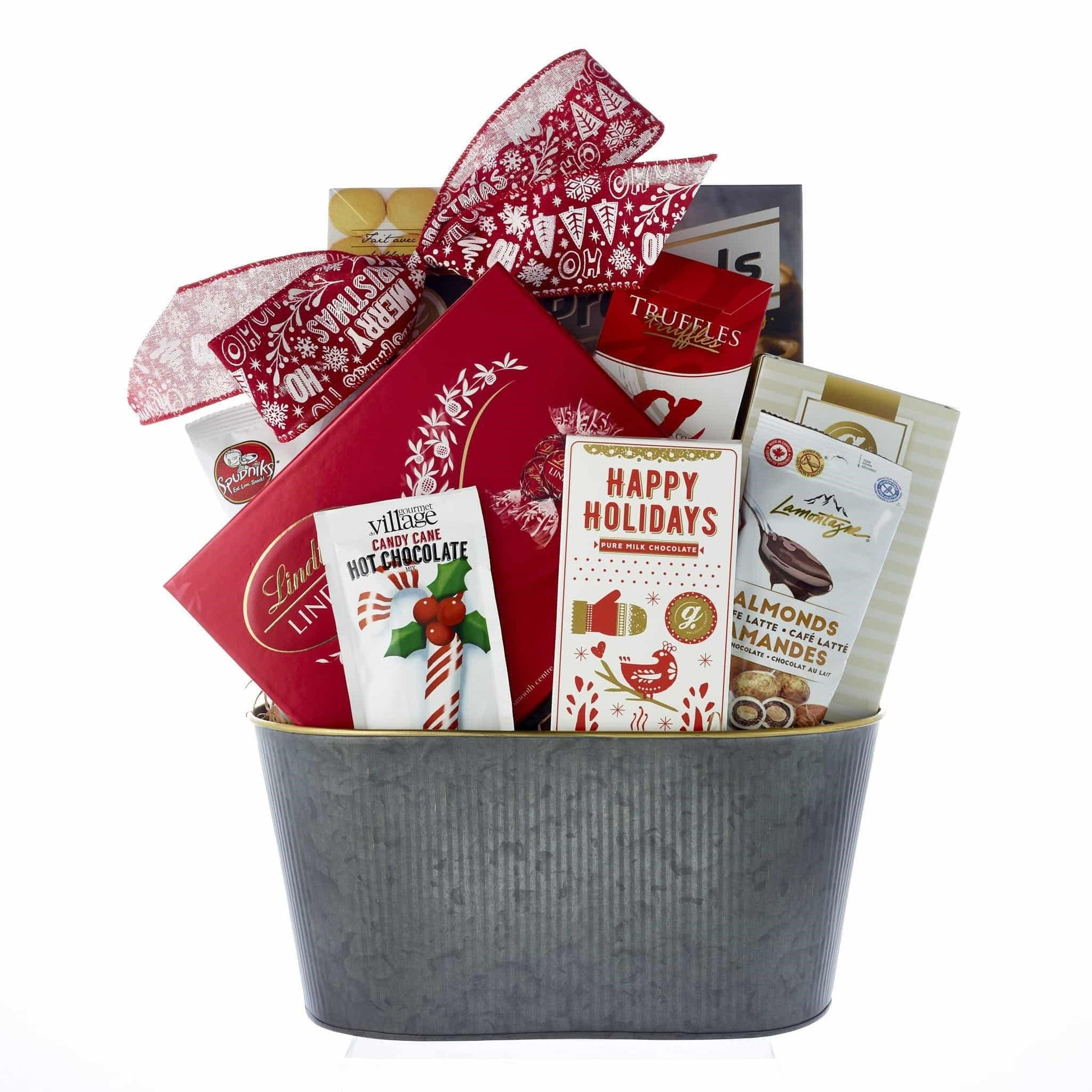 Christmas Toronto delivery snowflake hamper