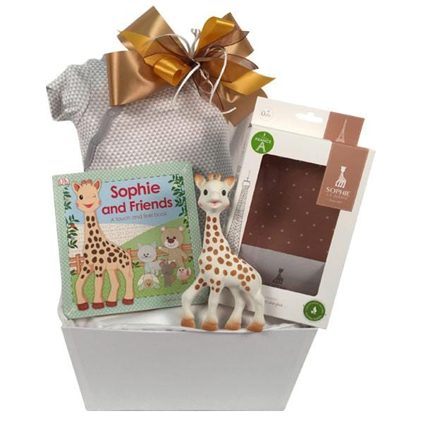Baby Gift With Sophie The Giraffe