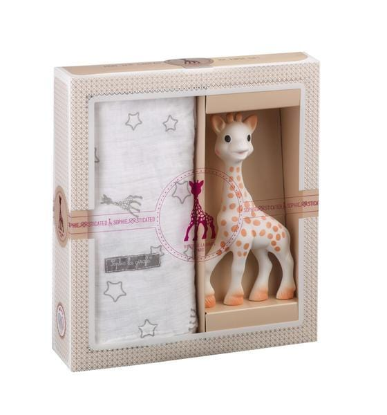 Giraffe Tenderness Creation Baby Gift Set