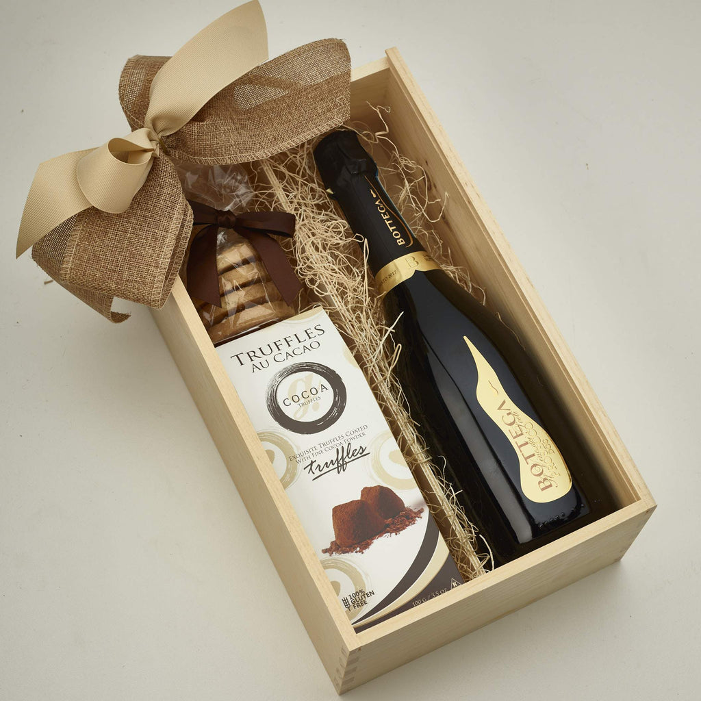 Italian Sparkling Wine In The Box