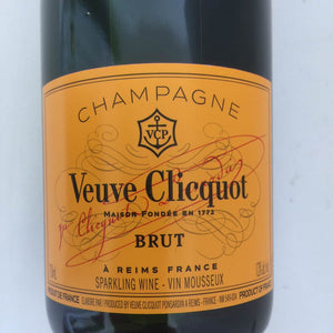 Veuve Clicquot Brut 375 ml delivery