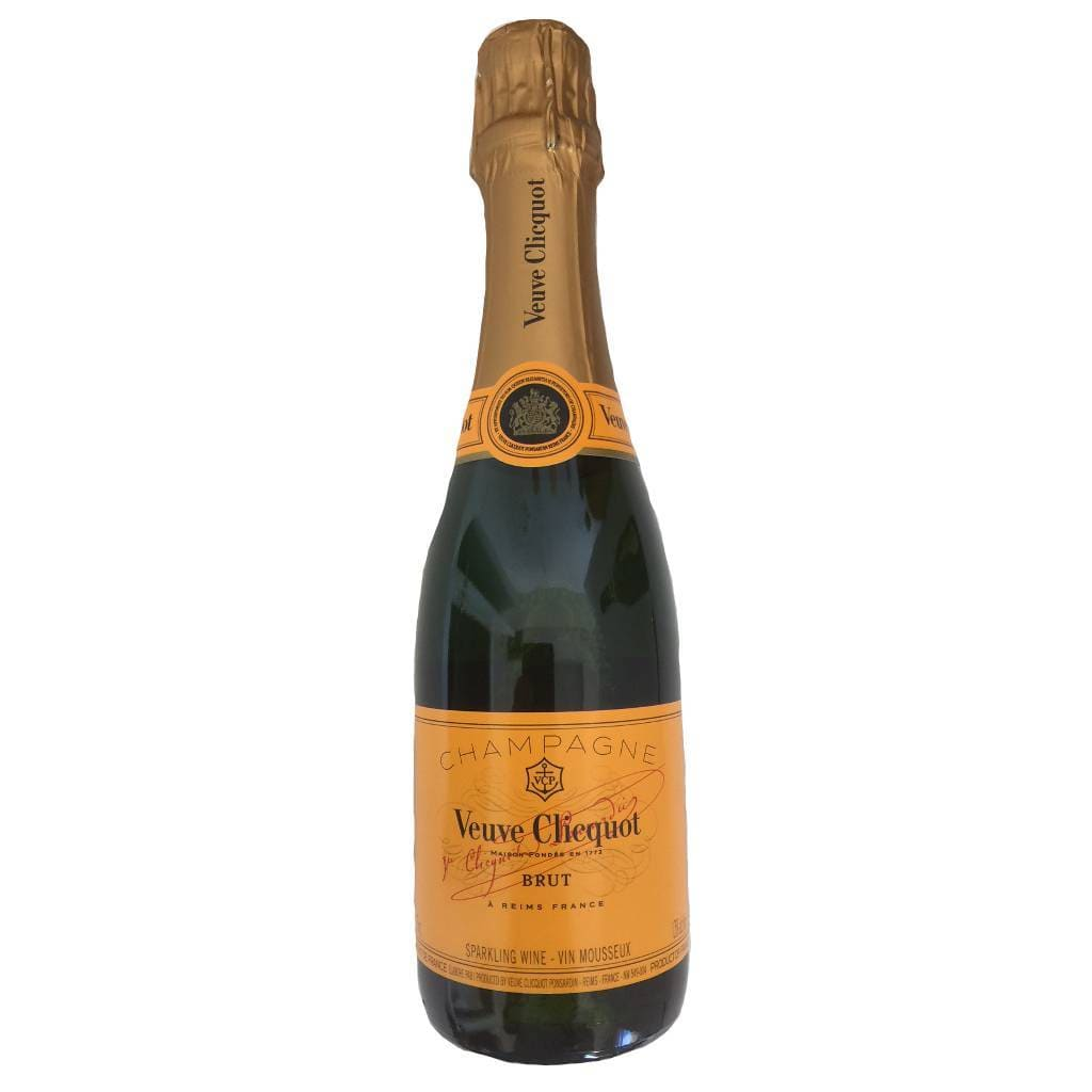 Small veuve clicquot 375 ml