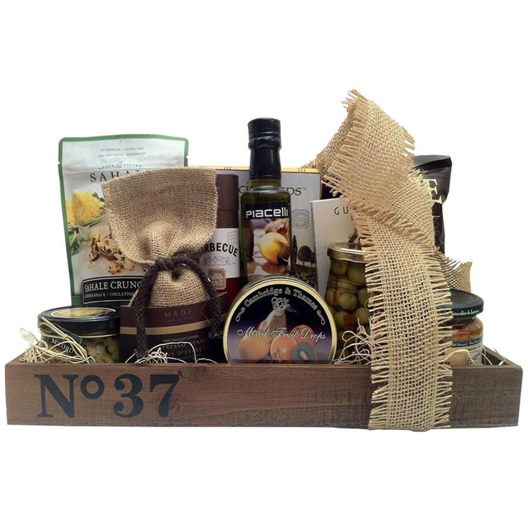 Perfect Gourmet Basket Gift