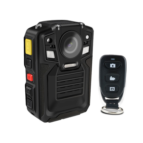 WZ55 1296P 64GB Body Camera With Front LED & Remote Key