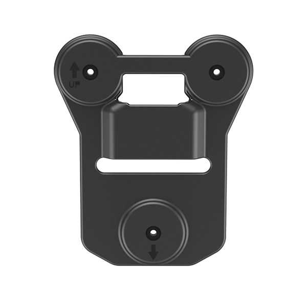 Magnetic Body Camera Mount