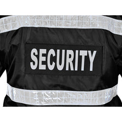Load Bearing Security Jacket with Removeable Sleeves