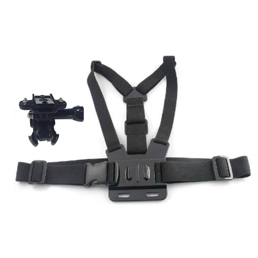 BWC Adjustable Chest Harness