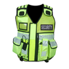 Overwatch TB1 Yellow Reflective Load Bearing Vest