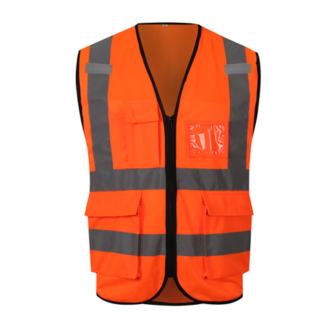 Overwatch TB4 Reflective Safety Vest