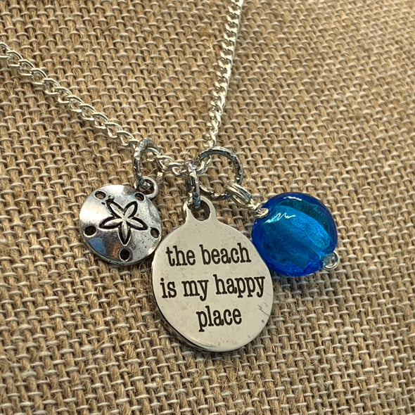 The Beach is My Happy Place, Necklace