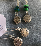 Beer Cap Earrings
