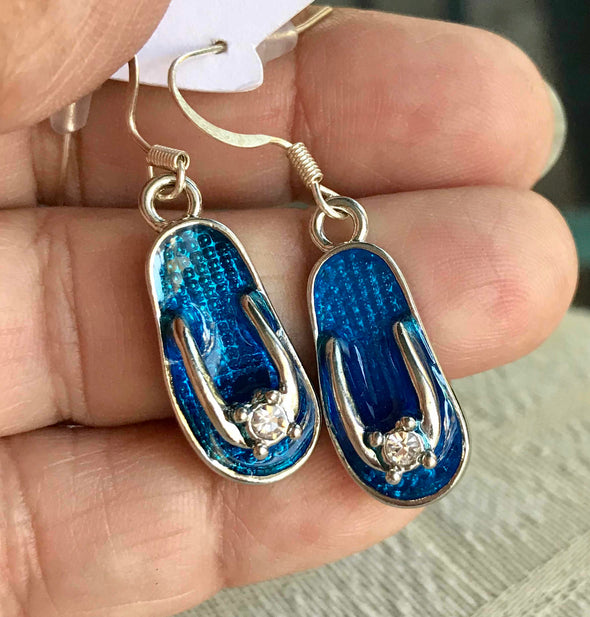 Flip Flop Earrings 1